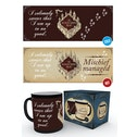 Harry Potter I Solemnly Swear Heat Change Mug