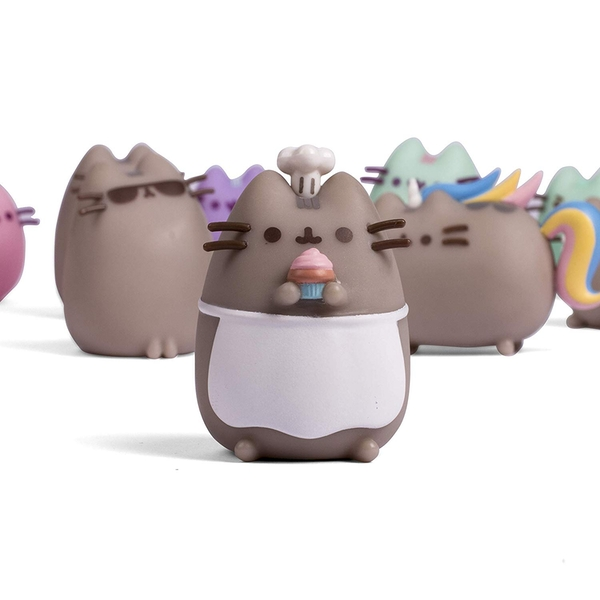 Pusheen - Surprise Mini Figurine Blind Box (1 Figurine Supplied)