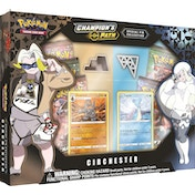 Pokemon TCG: Champion's Path Special Pin Collection-Stow-On-Side and Circhester Gyms - One At Random