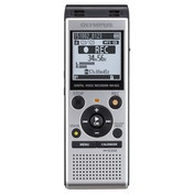 Olympus WS-852 4GB Digital Voice Recorder Silver