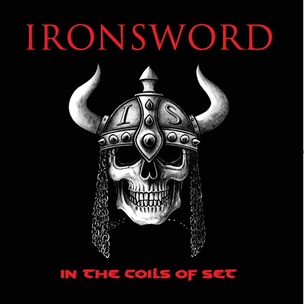 Ironsword - In The Coils Of Set Limited Red  Vinyl