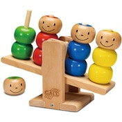 See-Saw Counter First Years Toy
