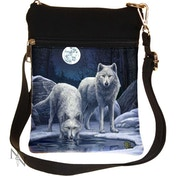 Warriors Of Winter Shoulder Bag
