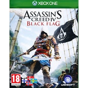 Assassins Creed 4 Black Flag Xbox One Game