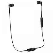 Panasonic RPNJ300BEK Wireless Ergo-Fit Bluetooth Earphones Black