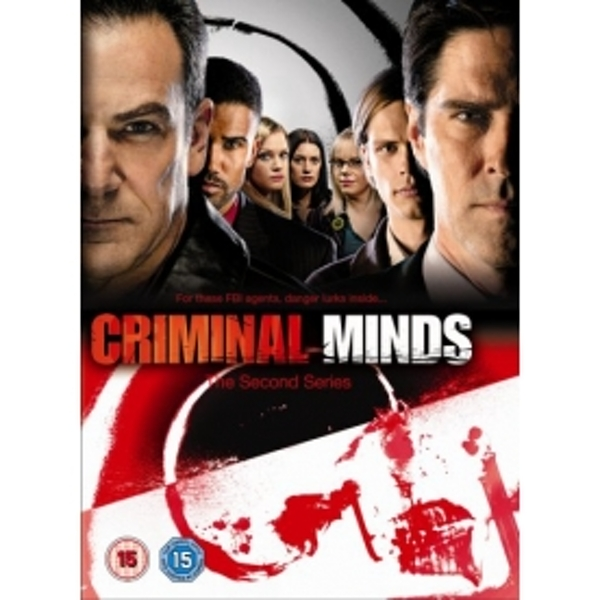 Criminal Minds Season 2 DVD