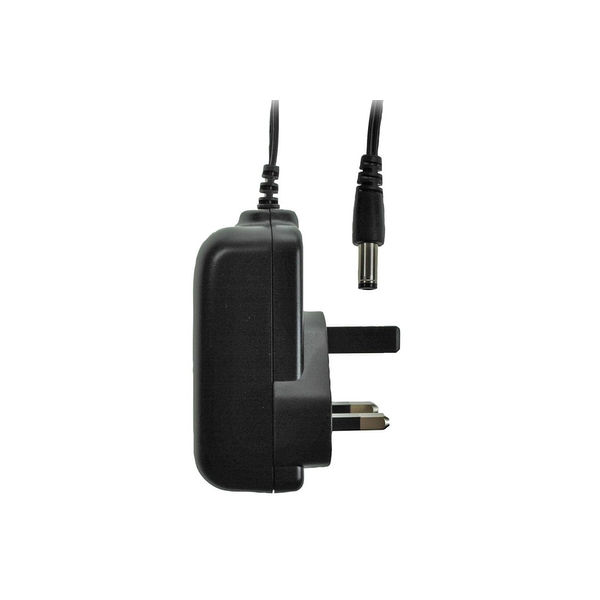 POWERPAX 12V 1A Switch Mode Power Adapter UK Plug