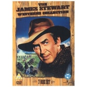 The James Stewart Westerns Collection DVD