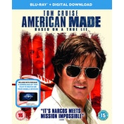 American Made Blu-ray   Digital Download