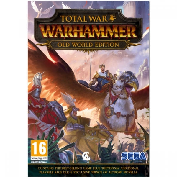 Total War Warhammer Old World Edition PC CD Key Download for Steam - Image 2
