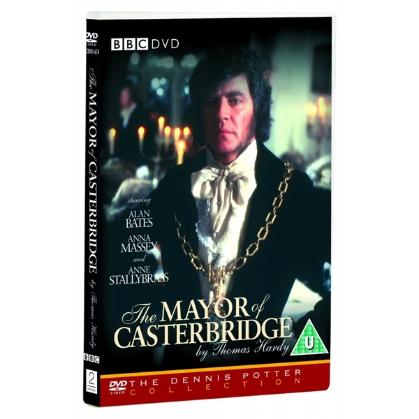 The Mayor Of Casterbridge 1978 DVD