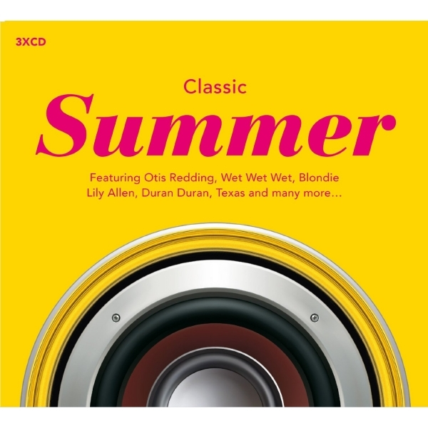 Various Artists - Classic Summer CD