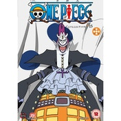 One Piece (Uncut) Collection 15 (Episodes 349-372) DVD