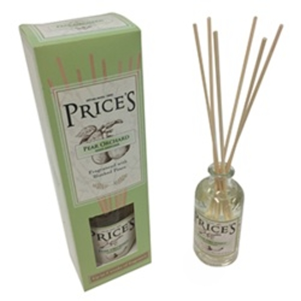 Price's Candles Hertiage Diffuser Pear Orchard