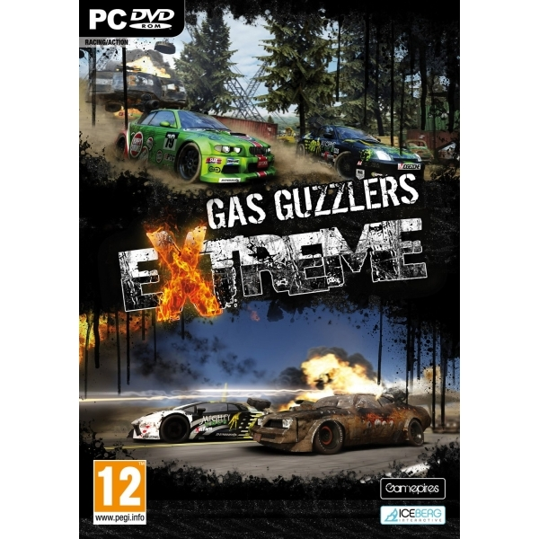 Gas Guzzlers Extreme Game PC