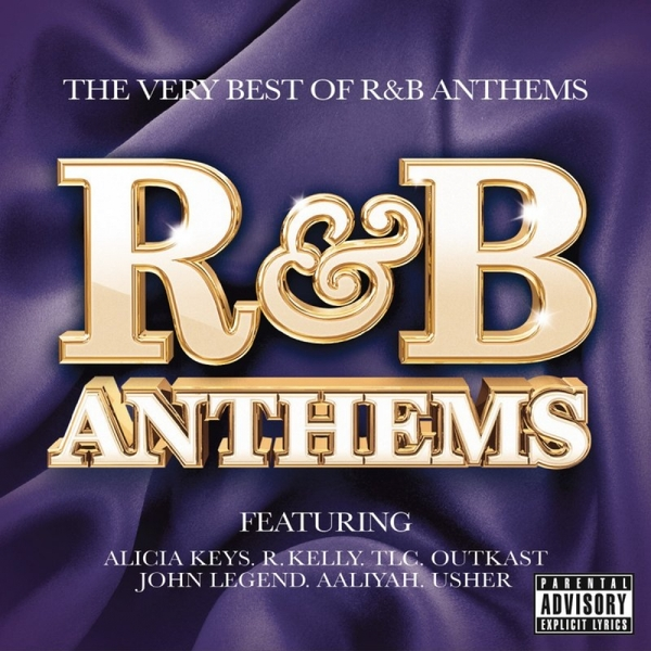 R&B Anthems by Various Artists CD Box Set