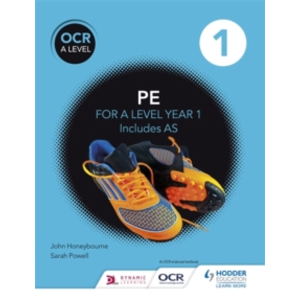 OCR A Level PE Book 1 by Sarah Powell, John Honeybourne (Paperback, 2016)