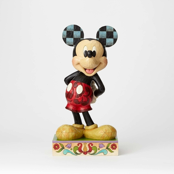 The Main Mickey Mouse (Mickey Mouse) Disney Traditions Figurine