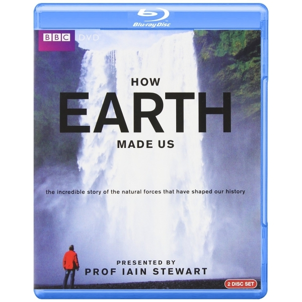How Earth Made Us Blu-ray