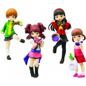 P4 Half-Age Characters (Persona 4) PVC Figures (1 Random Supplied)