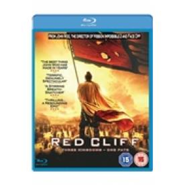 Red Cliff Three Kingdoms One Fate Blu-Ray