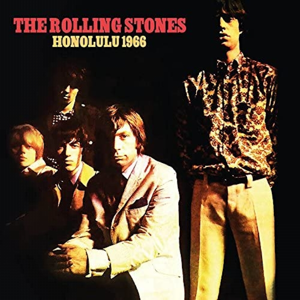 The Rolling Stones - Honolulu 1966 Vinyl
