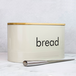 Kitchen Bread Bin with Bamboo Chopping Board Lid | M&W - Image 8