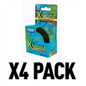 (4 Pack) California Scents Xtreme Hurricane Breeze Car/Home Air Freshener