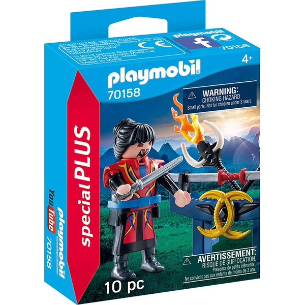 Playmobil Special Plus Asian Fighters