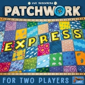 Patchwork Express Board Game