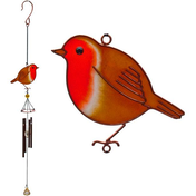 Robin Windchime Pack Of 6