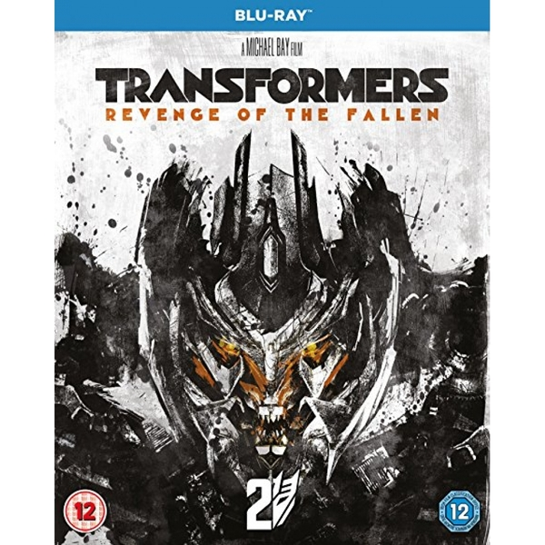 Transformers Revenge Of The Fallen Blu-ray