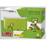 Yoshi 3DS XL Console Limited Edition
