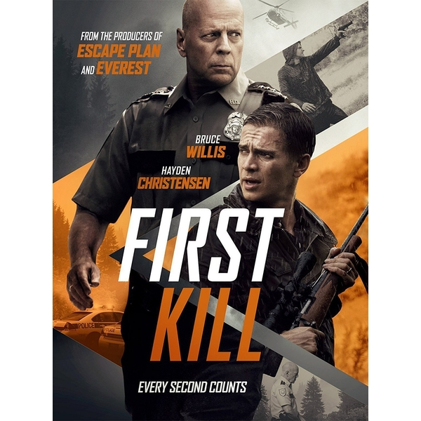 First Kill DVD