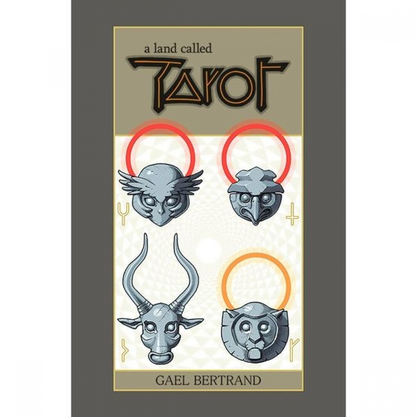 A Land Called Tarot Hardcover