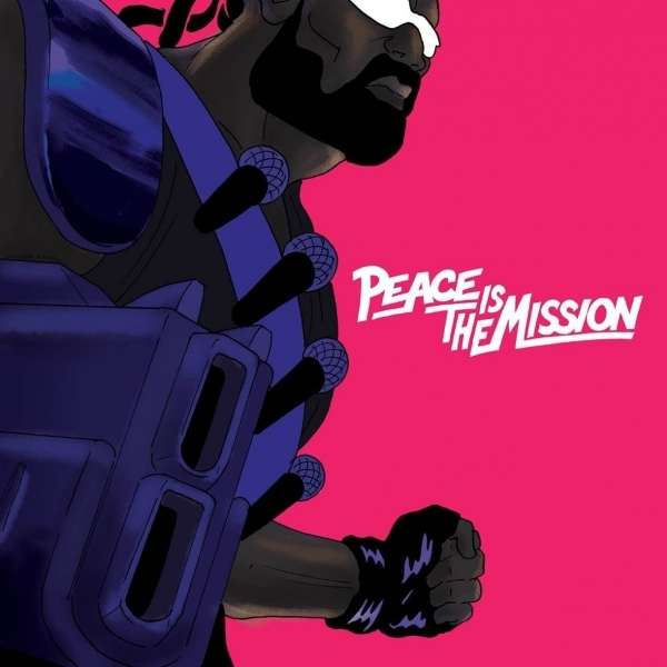 Major Lazer - Peace is the Mission CD