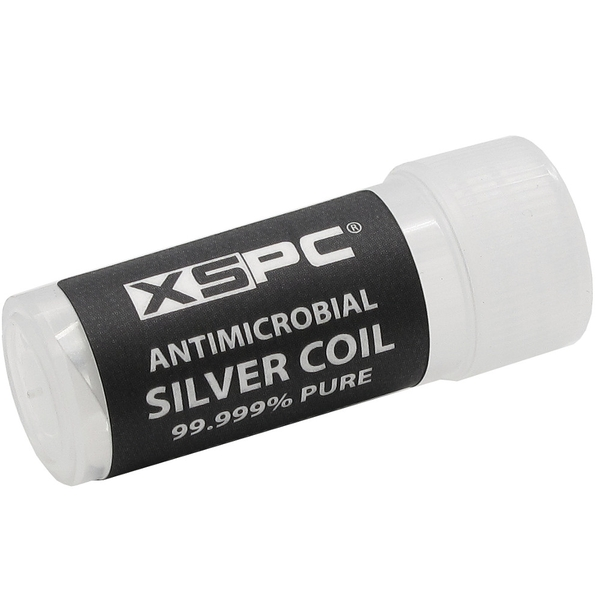 XSPC Antimicrobial 99.99% Pure Silver Coil
