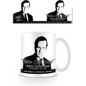 Breaking Bad (better Call Saul - Logo) Mug