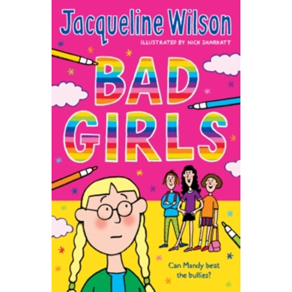 Bad Girls by Jacqueline Wilson (Paperback, 2006)