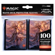 Ultra Pro Magic The Gathering Modern Horizons Serra Standard Deck Protectors (100 Sleeves)
