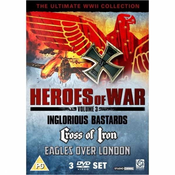 Heroes of War Vol 3 DVD