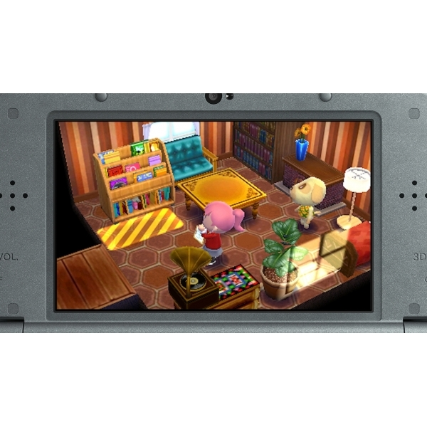 Animal Crossing Happy Home Designer 3DS Game (with Amiibo Card) - Image 2
