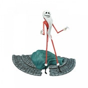 A Nightmare Before Christmas Santa Jack Wave 2 Action Figure
