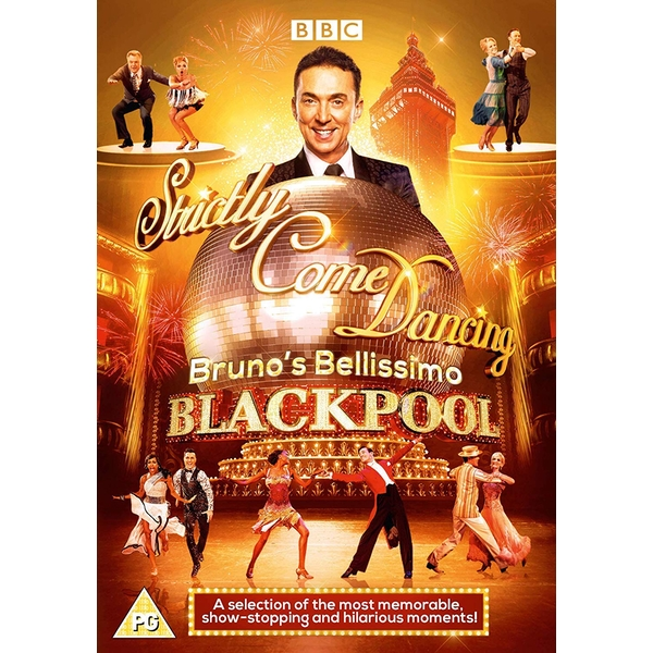 Strictly Come Dancing - Bruno's Bellissimo Blackpool DVD