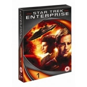 Star Trek Enterprise Complete Series 1 DVD