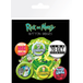Rick and Morty Quotes Badge Pack - Image 2