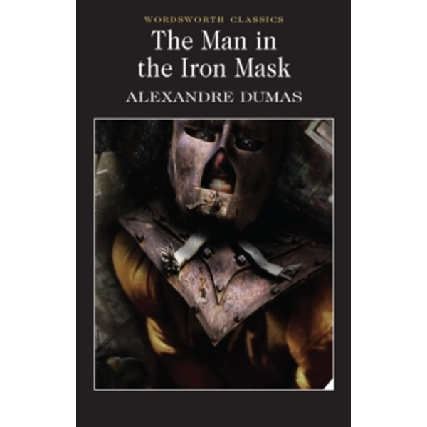 The Man in the Iron Mask by Alexandre Dumas (Paperback, 2001)