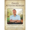 David Attenborough 4 DVD & Magazine Collection