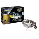 Apollo 11 Spacecraft with Interior 50th Anniversary First Moon Landing 1:32 Revell Model Kit