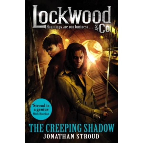 Lockwood & Co: The Creeping Shadow by Jonathan Stroud (Paperback, 2016)